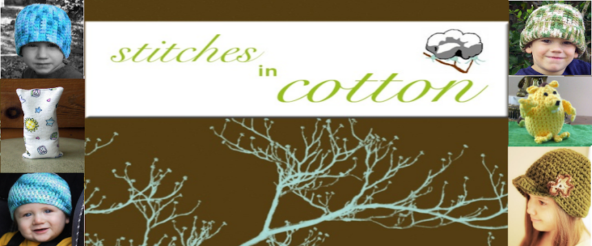 Stitches In Cotton