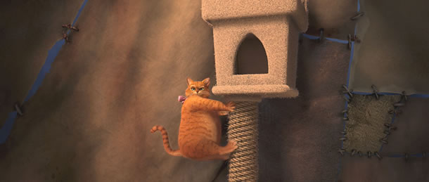 cat in shrek movie. Cat from Shrek needs help of Harry Potter I can't wait to see the next Shrek