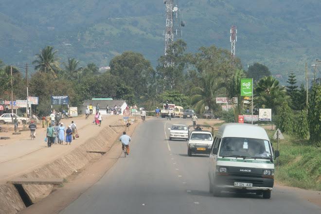 Morogoro Town