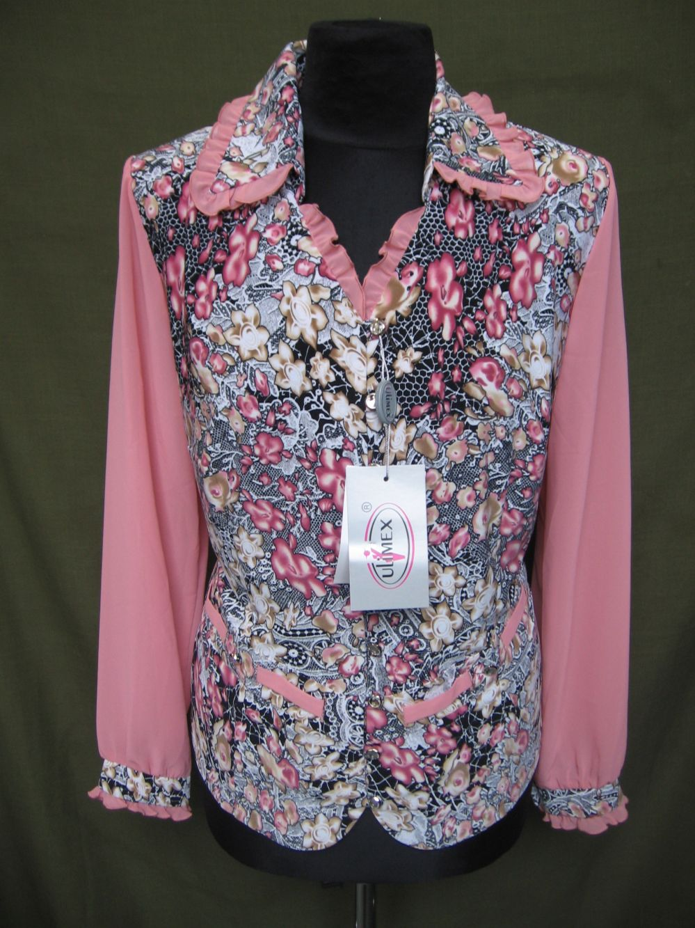 Купить Польские Блузки На Садоводе