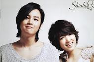 Oppa Sukkie and Unni Shin Hye