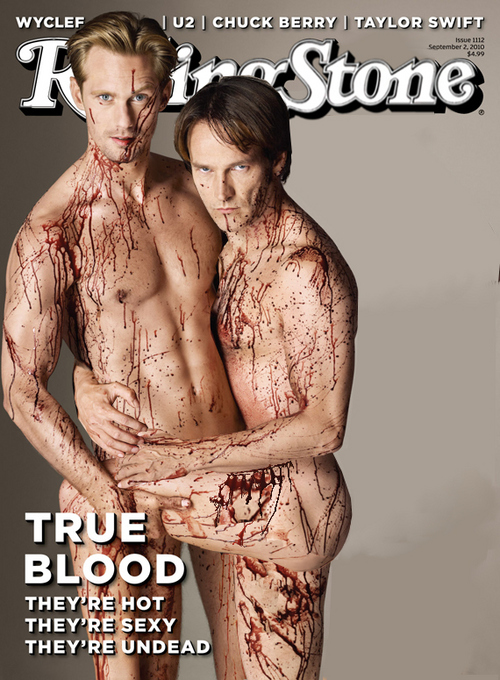 true blood rolling stone. Best of Manipulated pictures