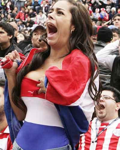 Larissa Riquelme: le foto della maggiorata paraguaiana
