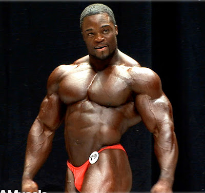 Brandon Curry bodybuilder