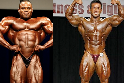 IFBB bodybuilders 2010 results contest kai greene, Hidetada Yamagishi, australia pro, arnold classi