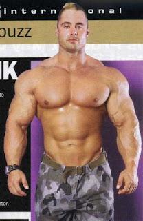 Frank McGrat IFBB boddybuilder