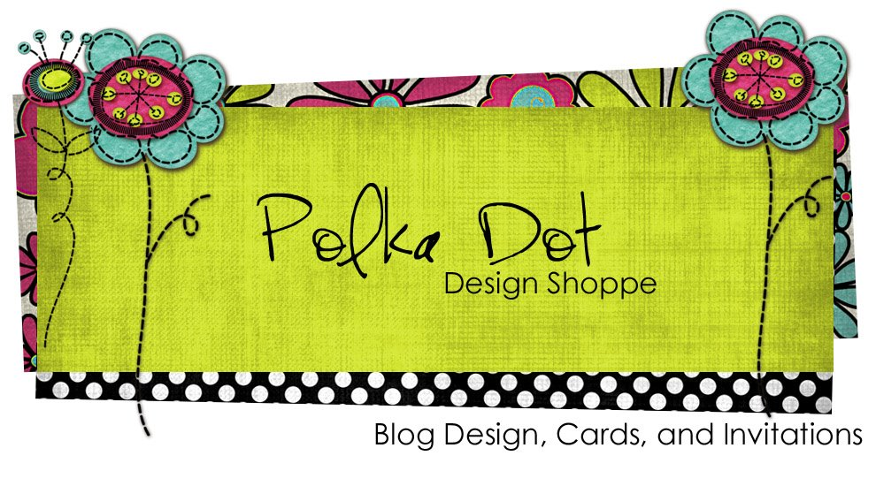 Polka Dot Design Shoppe