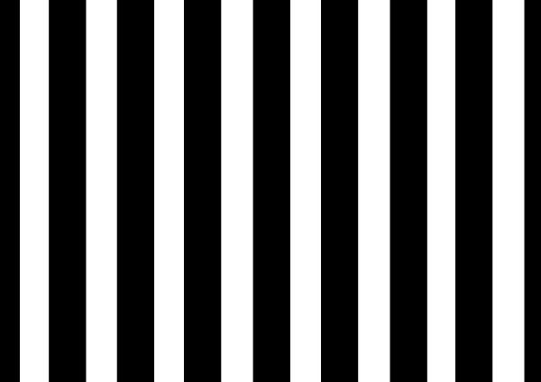Clip Art Black And White Stripes