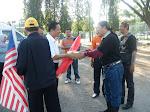 Promosi & Flag off Jelajah Kelantan Promosi KBW