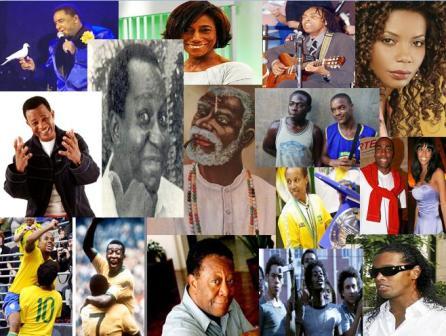 Grandes Nomes da Cultura Afro Brasileira