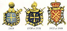 Os Primeiros Brasões de nossa Ordem