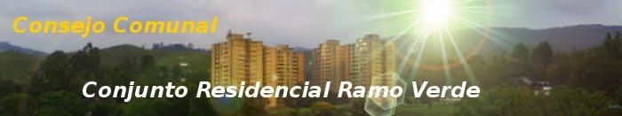 Consejo Comunal Conjunto Residencial Ramo Verde