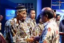 Juara 1 Lomba Keberhasilan Guru 2007