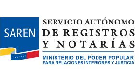 Saren servicio aut nomo de registro y notar as saren for Logo del ministerio de interior y justicia