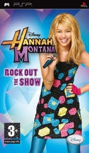 Hannah Montana Rock Out The Show (PSP) (1 Link) (Español)