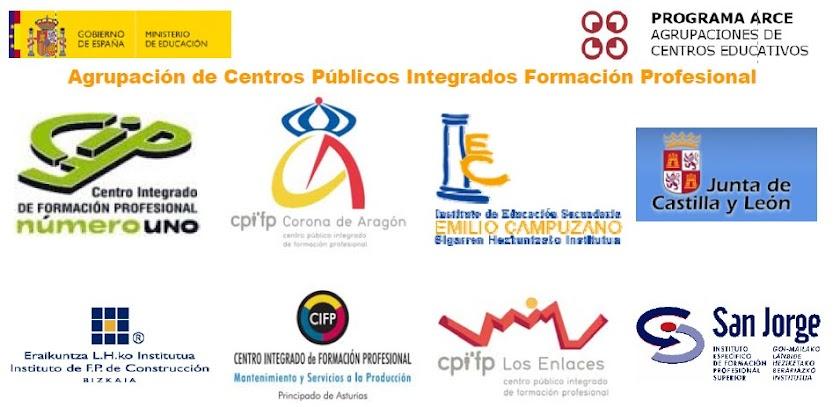 Agrupacion de Centros Públicos Integrados de Formación Profesional