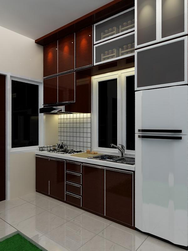 Interior home kitchen alternative interior design rumah for Alternative kitchen design ideas