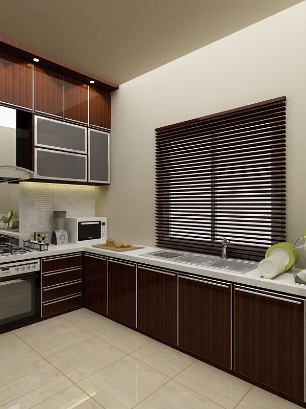 Sand architexture portfolio home kitchen interior for Modern kitchen designs 2009