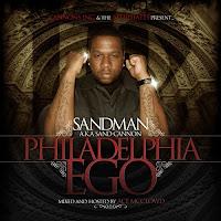 Sandman aka Sand Cannon - Philadelphia Ego Mixtape