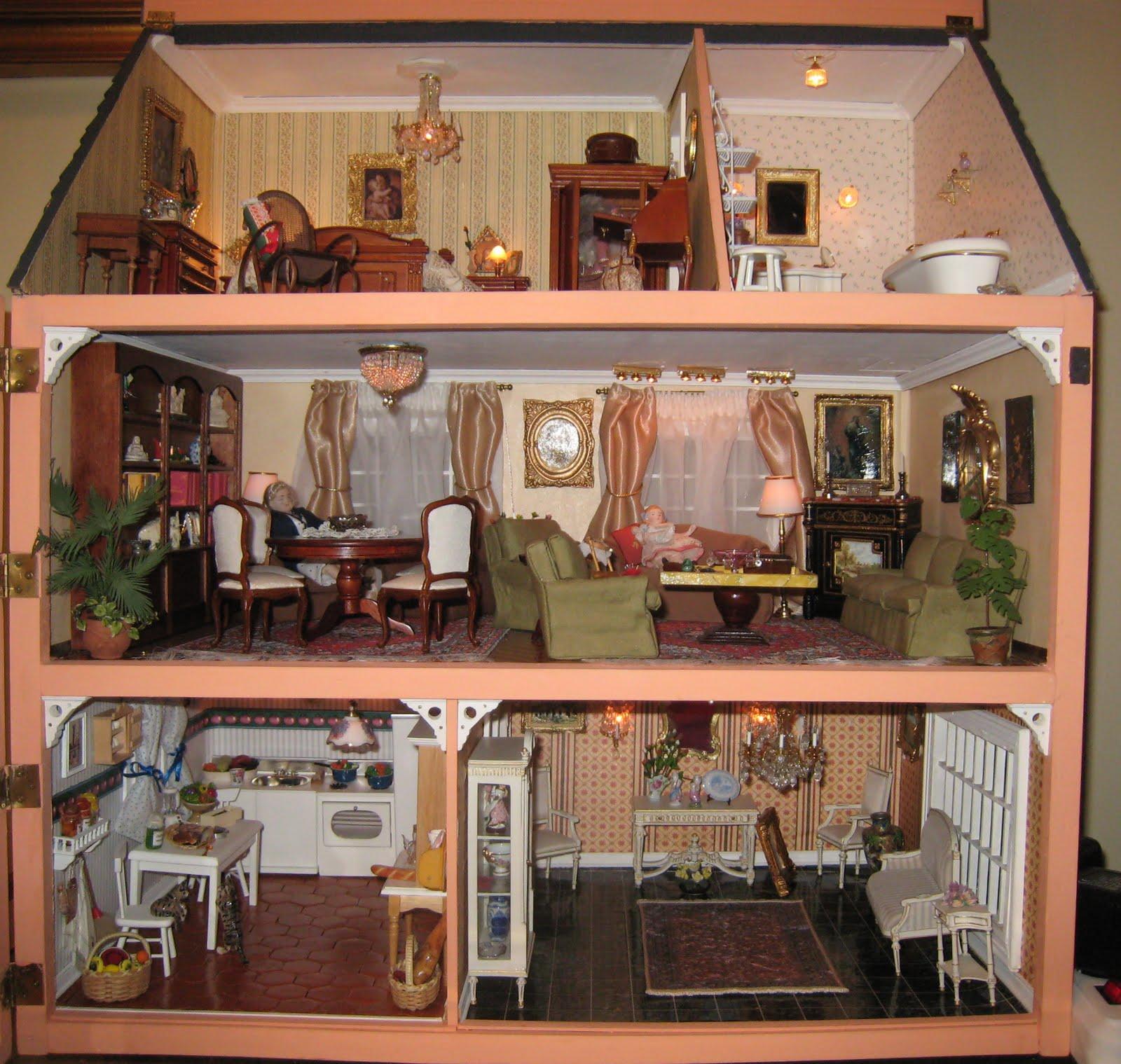 Mis mu ecas de porcelana mi casita de mu ecas - Mi casa no es de munecas ...