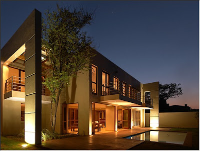 Home Design  Architecture on Modern Home Architecture Design Concept Image Architectural House