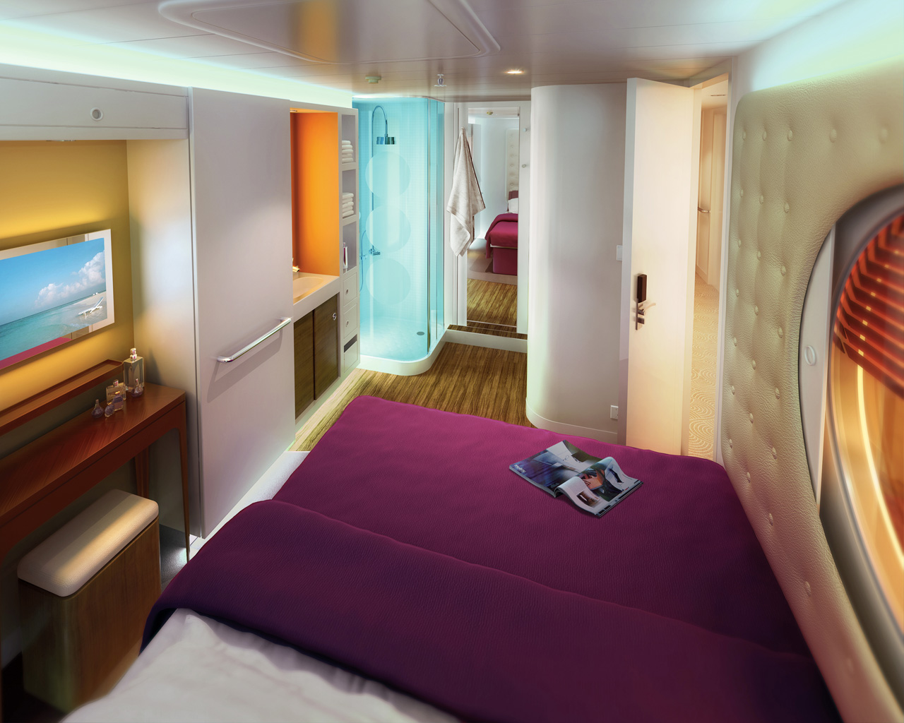 The Best Staterooms You Ve Never Considered From The
