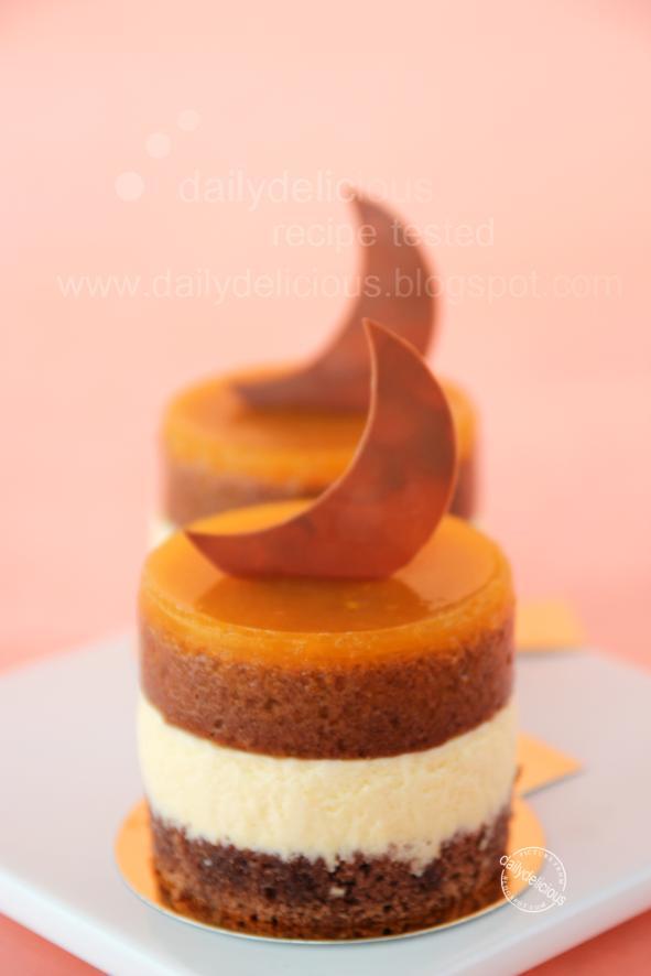 Orange Cake Using Whole Boiled Oranges