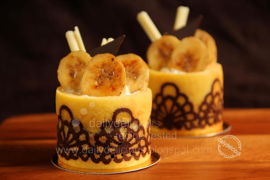 Entremet Cake Uk