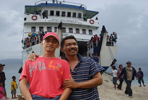 Ianain Beach 1, Hulaliu - Moluccas
