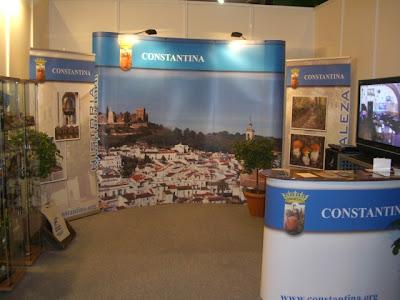 Nuevo stand y nueva imagen para la difusión de Constantina