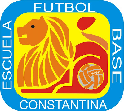 Logo Escuela de Fútbol Sala de Constantina
