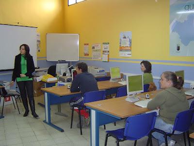 Mercedes Campos inaugurando el curso