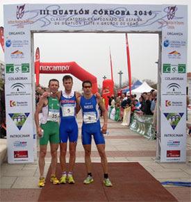 Foto extraída de la página web de la Federación Española de Triatlón