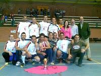 Los makis se proclamaron vencedores de la Liga 2007/2008 de Constantina