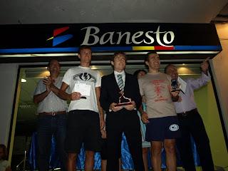 Vencedores masculinos locales Carrera Valle Osa Constantina 2010
