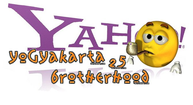 YOGYAKARTA25 BROTHERHOOD