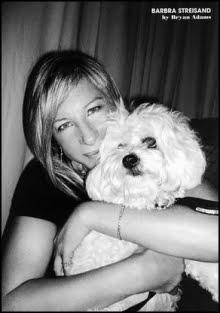 Barbra & Sammie Streisand
