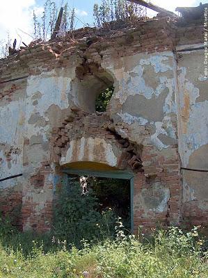 Biserica din Merghindola