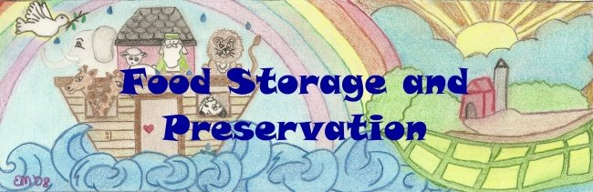 Food Storage and Preservation