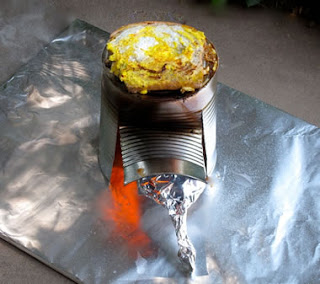 Emergency Tin Can Stove » Wyoming Preppers Network