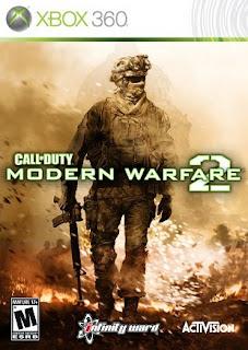 modern warfare 2 xbox