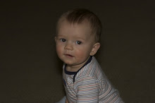 My little munchkin!