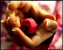 Amor... é doação....
