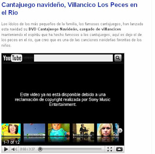 cantajuego youtube