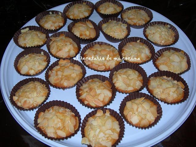 pastelillos de almendra