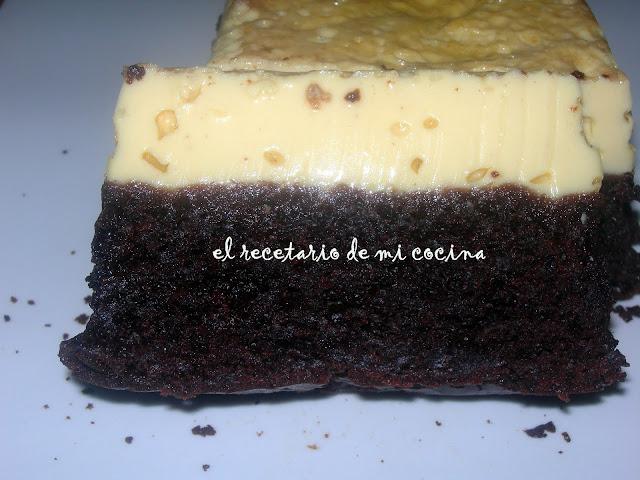 Tarta mágica
