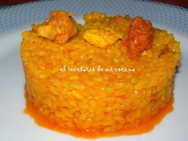 arroz de mi amatxo