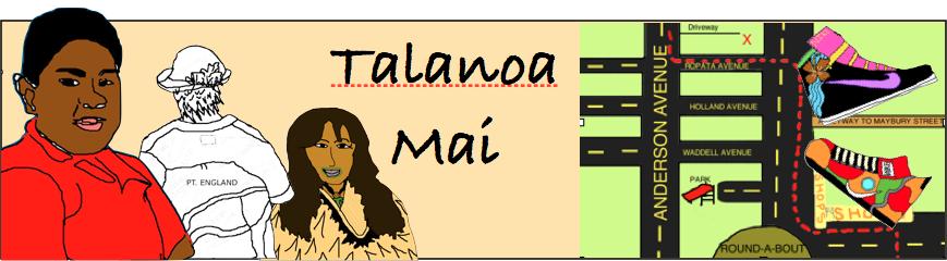 Talanoa Mai