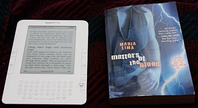 Kindle/paperback comparison