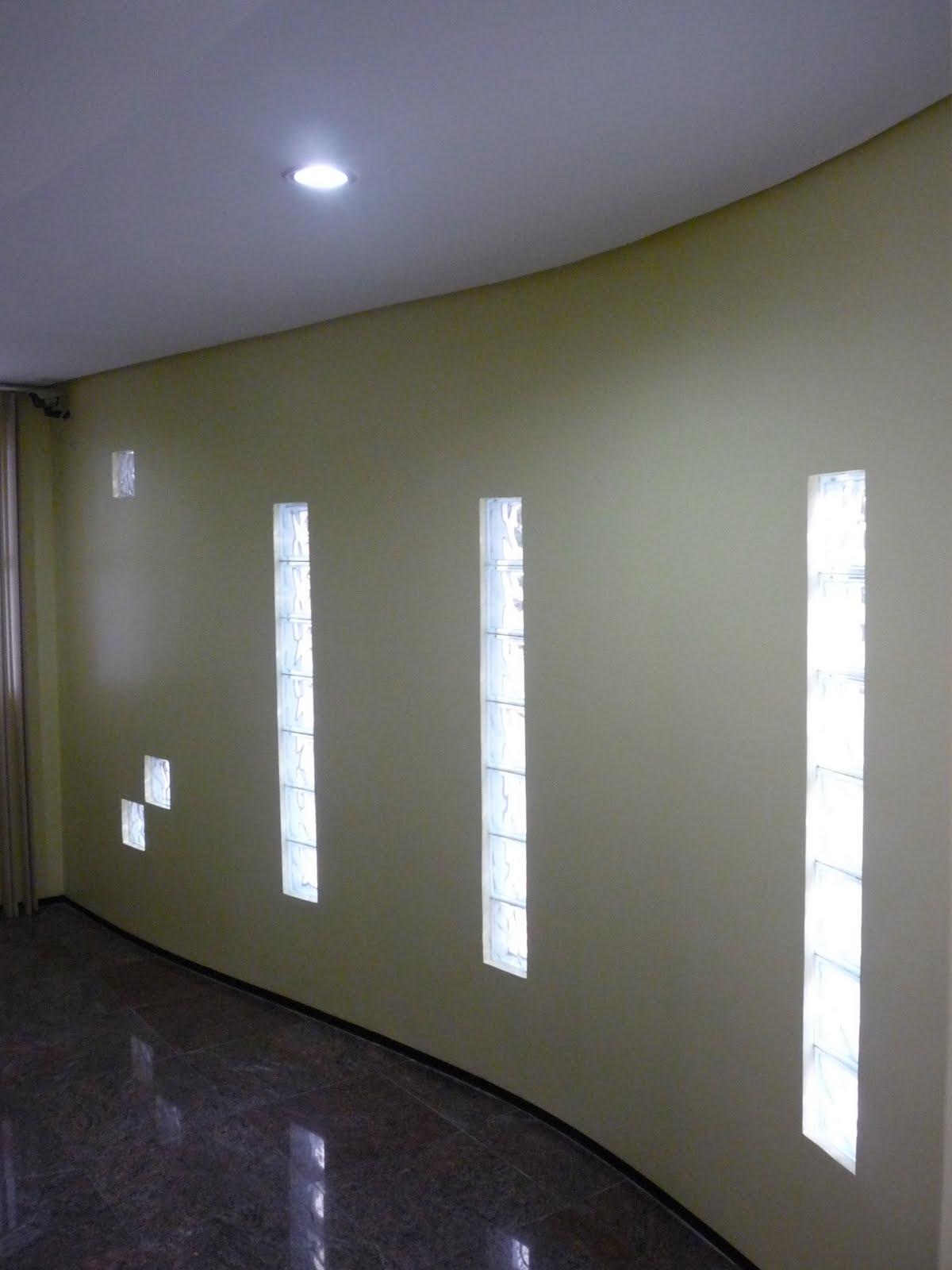 #466685 ROBERTO WAGNER ARAÚJO Arquitetura & Interiores: Outubro 2010 1200x1600 px Banheiro Decorado Com Bloco De Vidro 3649